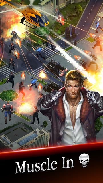 Mafia City: War of Underworld screenshot 17