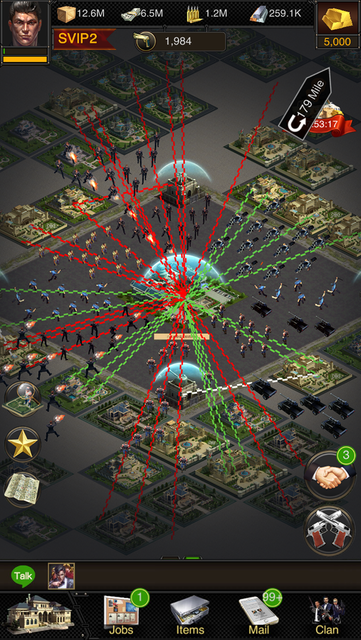 Mafia City: War of Underworld screenshot 20