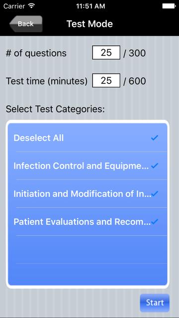 Respiratory Therapist Exam Prep screenshot 4