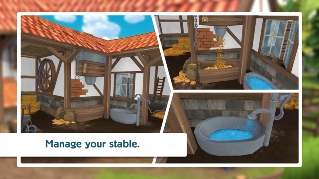 Horse Hotel - care for horses screenshot 10
