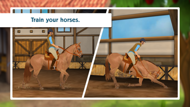 Horse Hotel - care for horses screenshot 33