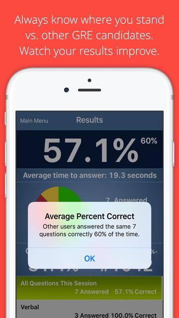 Allen GRE TestBank screenshot 5