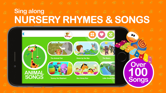 BabyTV Music – Songs & Rhymes screenshot 5