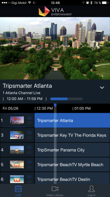 VivaLIVE TV screenshot 6