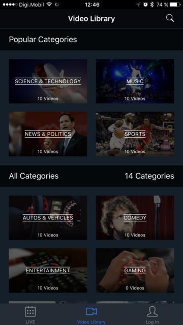 VivaLIVE TV screenshot 7