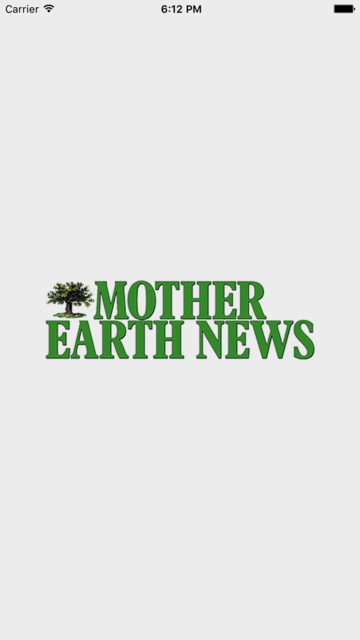 Mother Earth News Archive screenshot 1