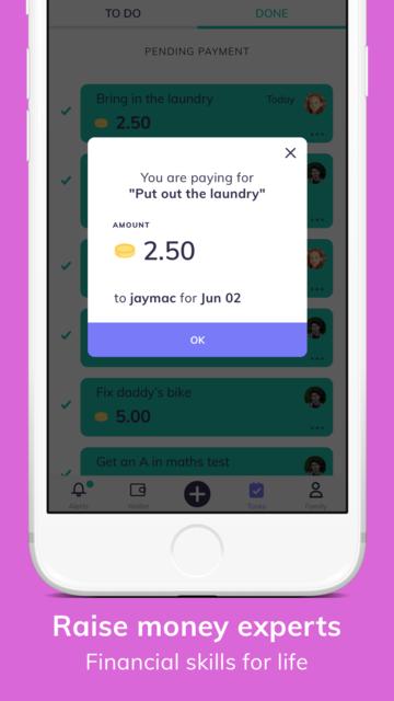 Pennybox - Pocket Money screenshot 2