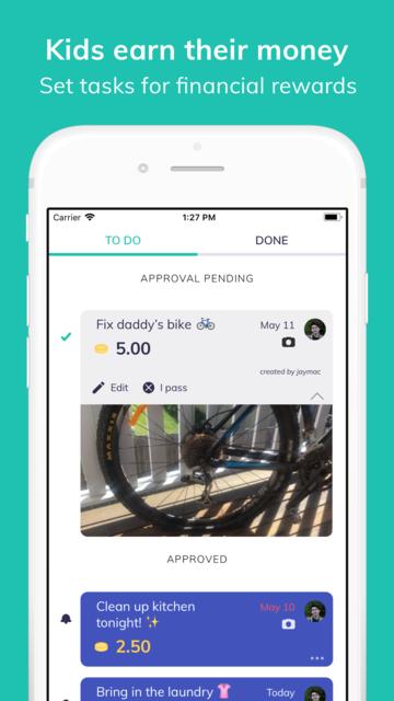 Pennybox - Pocket Money screenshot 3