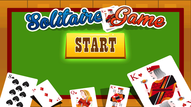 Solitaire Game - PRO screenshot 2