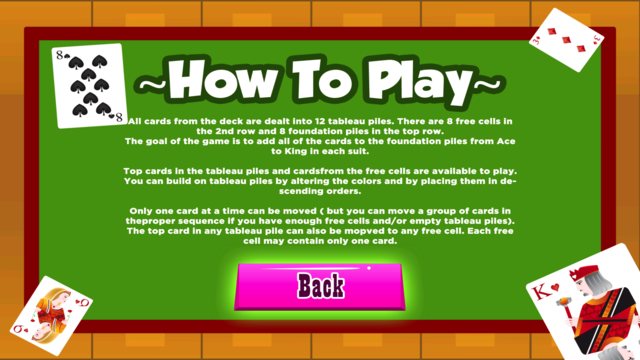 Solitaire Game - PRO screenshot 3