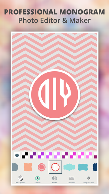 Monogram It - Wallpaper Maker screenshot 8