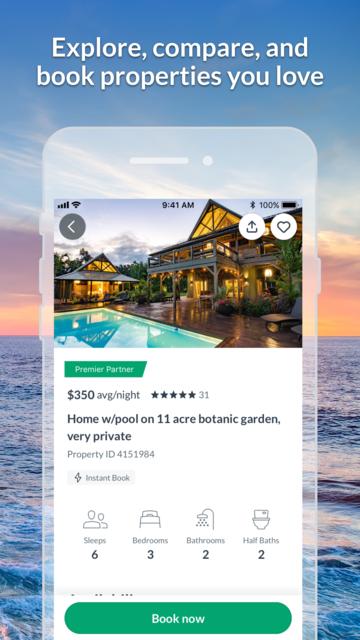 Vrbo Vacation Rentals screenshot 10