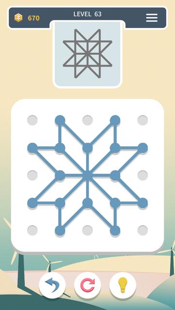 Weave the Line screenshot 1