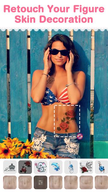 Perfect Me -Body & Face Editor screenshot 14