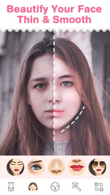 Perfect Me -Body & Face Editor screenshot 18
