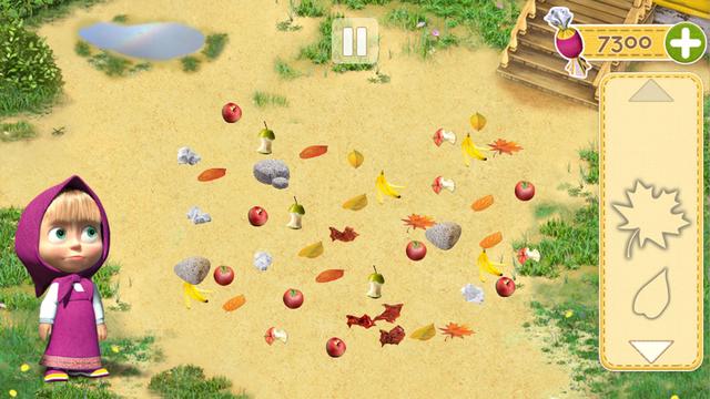 Masha and the Bear Clean House screenshot 3