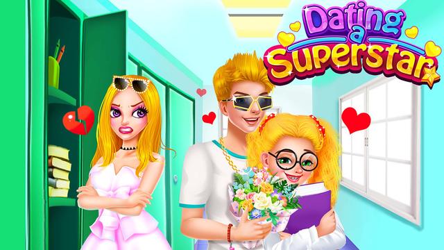 Nerdy Girl 3 - Dating a Superstar screenshot 4