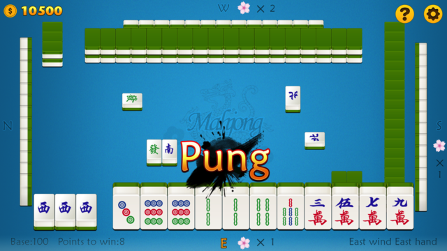 Mahjong 88 Points screenshot 1