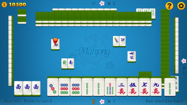 Mahjong 88 Points screenshot 3