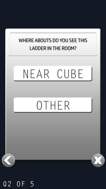 The Cube - Personality Exercise screenshot 3