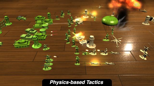 Army Men Battle Simulator screenshot 7
