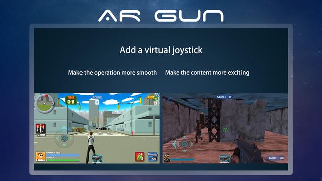 AR Gun - AR Gun Game Library screenshot 1