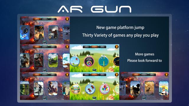 AR Gun - AR Gun Game Library screenshot 5