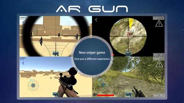 AR Gun - AR Gun Game Library screenshot 2