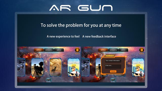 AR Gun - AR Gun Game Library screenshot 4
