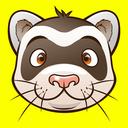Icon for FerretEmoji Ferret Keyboard