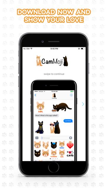 CamMoji by Cole and Marmalade screenshot 4