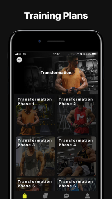 TFiT 360 screenshot 2