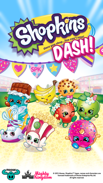 Shopkins Dash! screenshot 6