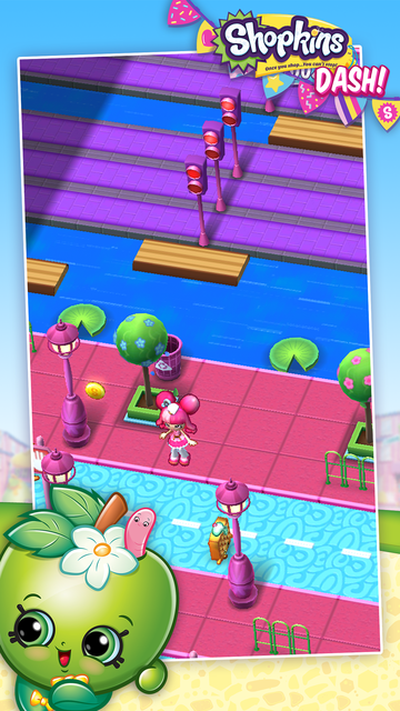 Shopkins Dash! screenshot 7