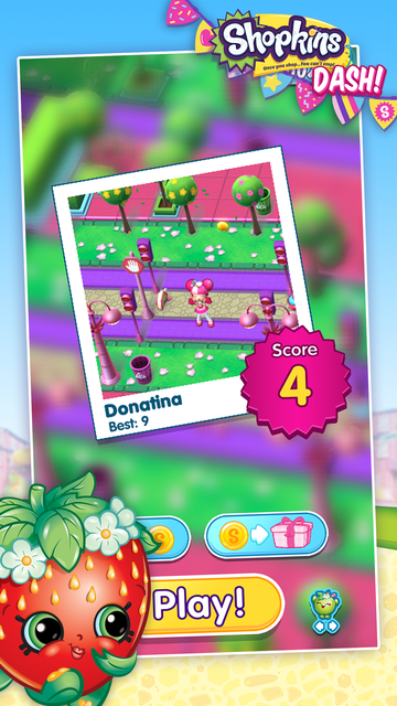 Shopkins Dash! screenshot 8