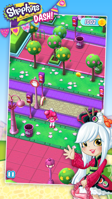 Shopkins Dash! screenshot 9
