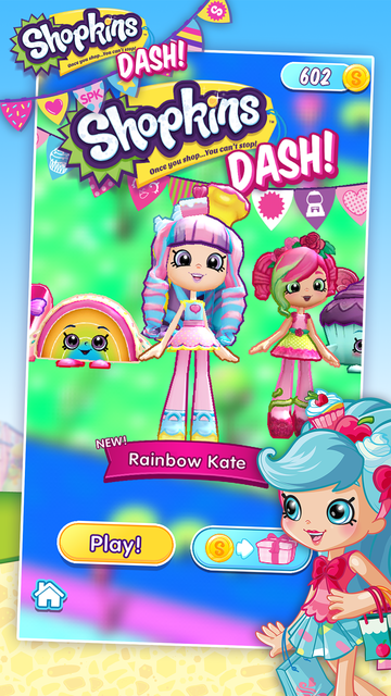 Shopkins Dash! screenshot 10