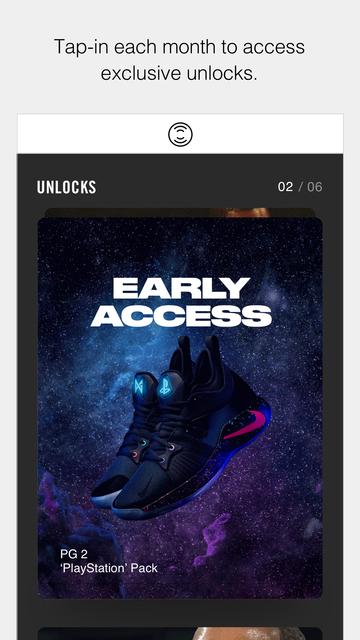 NikeConnect screenshot 1