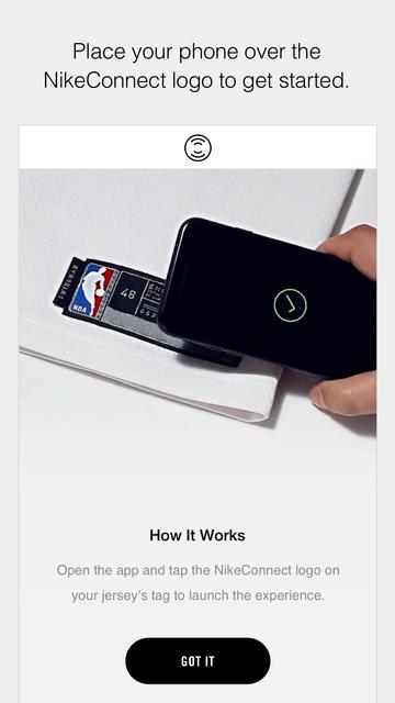 NikeConnect screenshot 4
