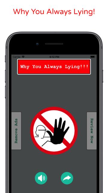 Lie Dectector screenshot 3