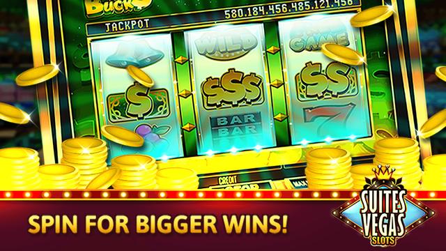 Suites In Vegas Slots screenshot 1