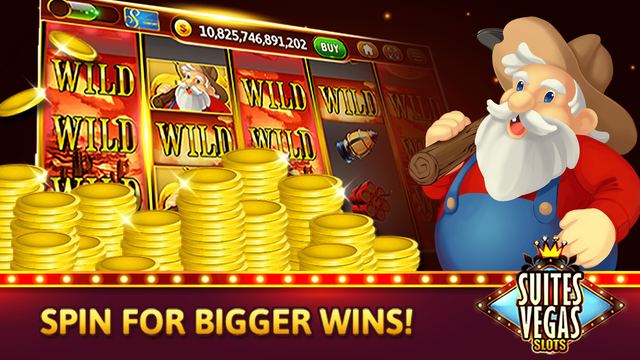 Suites In Vegas Slots screenshot 2
