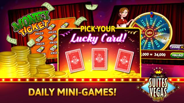 Suites In Vegas Slots screenshot 3