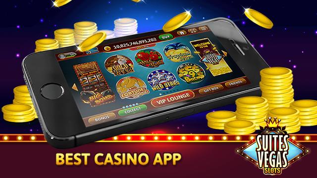 Suites In Vegas Slots screenshot 4