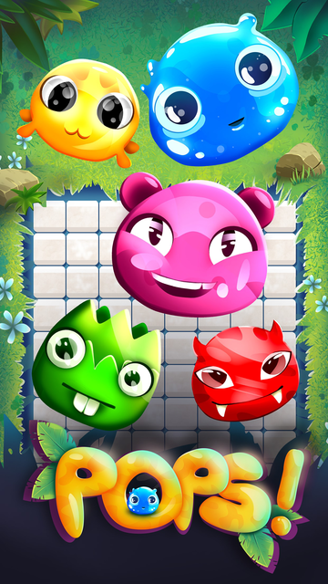 POPS! - Endless Puzzle Game screenshot 1