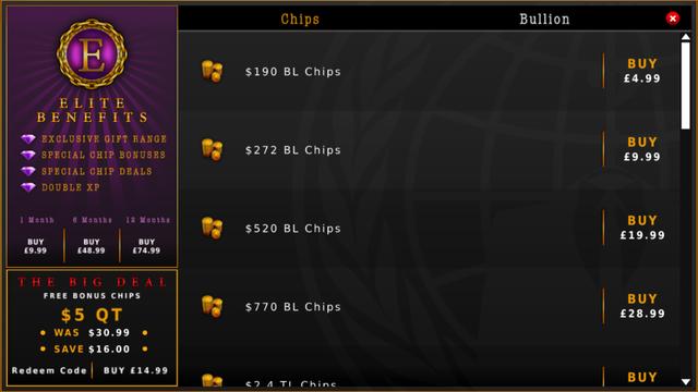 Anonymous Poker screenshot 4