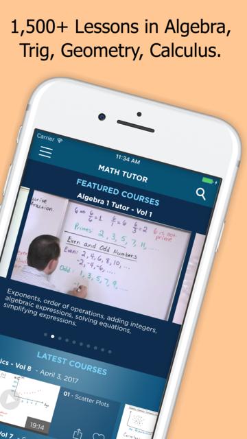Math and Science Tutor screenshot 6