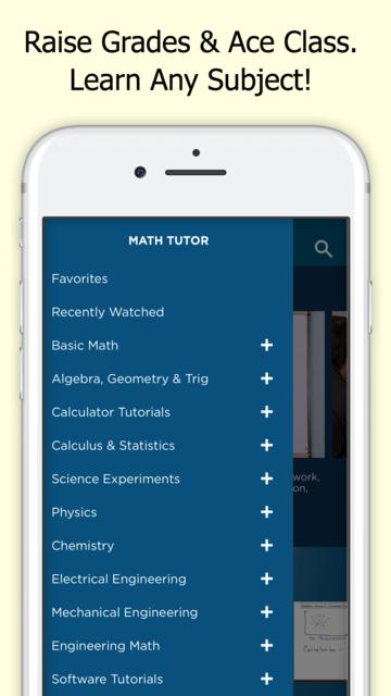 Math and Science Tutor screenshot 10