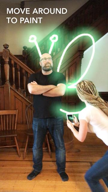 LightSpace - 3D painting in AR screenshot 6