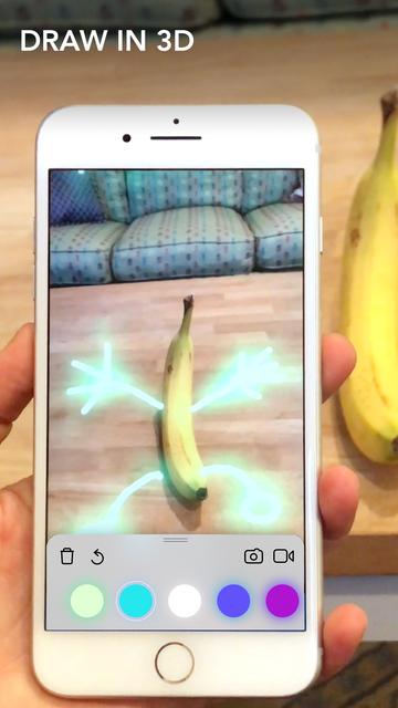 LightSpace - 3D painting in AR screenshot 7